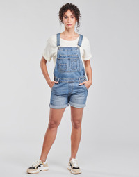 material Women Jumpsuits / Dungarees Pepe jeans ABBY FABBY Blue / Medium