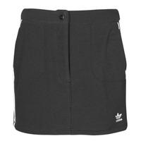 material Women Skirts adidas Originals FLEECE SKIRT Black