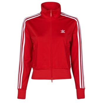 material Women Jackets adidas Originals FIREBIRD TT PB Red