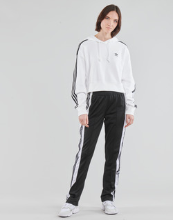 material Women Tracksuit bottoms adidas Originals ADIBREAK TP Black