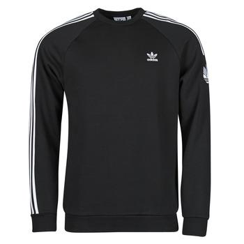 material Men sweaters adidas Originals 3D TF 3 STRP CR Black