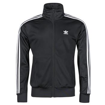 material Men Jackets adidas Originals FBIRD TT Black