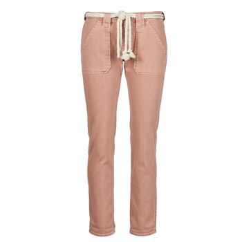 material Women 5-pocket trousers Le Temps des Cerises EZRA Brown