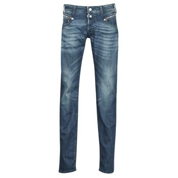 material Men slim jeans Le Temps des Cerises 711 Blue