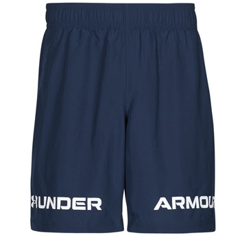 material Men Shorts / Bermudas Under Armour UA WOVEN GRAPHIC WM SHORT Blue