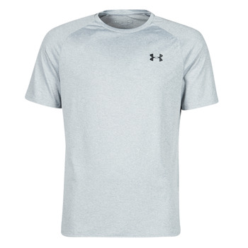 material Men short-sleeved t-shirts Under Armour UA TECH 2.0 SS TEE Grey