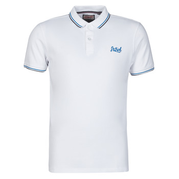 material Men short-sleeved polo shirts Petrol Industries POLO SS White