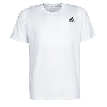 material Men short-sleeved t-shirts adidas Performance FL_SPR A PR CLT White