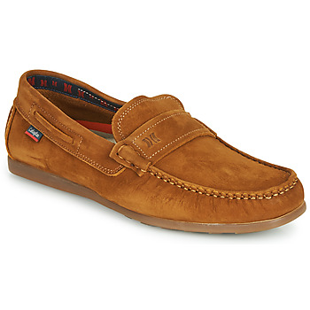 Shoes Men Loafers CallagHan DRIVELINE Brown