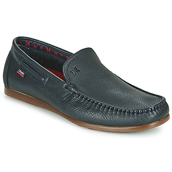 Shoes Men Loafers CallagHan DRIVELINE Blue