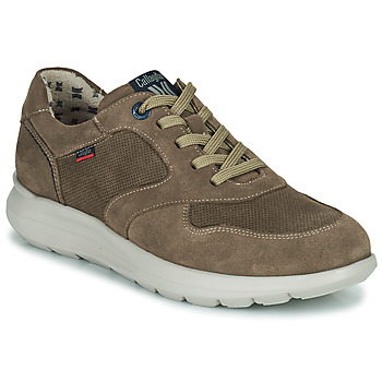 Shoes Men Low top trainers CallagHan WASSER Beige