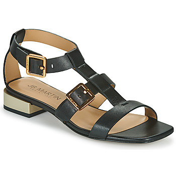 Shoes Girl Sandals JB Martin HARIA Black