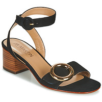 Shoes Girl Sandals JB Martin OLAK Black