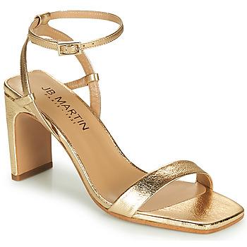 Shoes Girl Sandals JB Martin 1DITA Gold