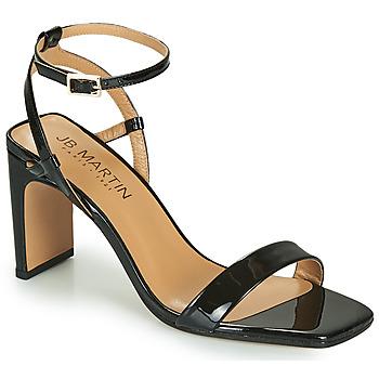 Shoes Women Sandals JB Martin 1DITA Black