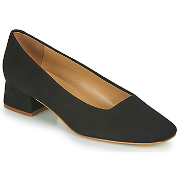 Shoes Women Ballerinas JB Martin CATEL Black