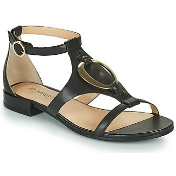 Shoes Girl Sandals JB Martin BOCCIA Black
