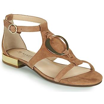 Shoes Girl Sandals JB Martin BOCCIA Brown
