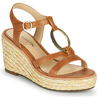 Shoes Women Sandals JB Martin EMANI Brown