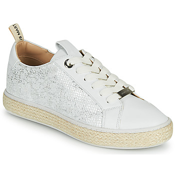 Shoes Women Low top trainers JB Martin 1INAYA White