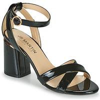 Shoes Women Sandals JB Martin KIMOE Black
