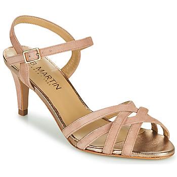Shoes Girl Ballerinas JB Martin PIRIA Brown