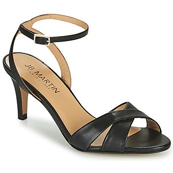 Shoes Girl Sandals JB Martin POETIE Black