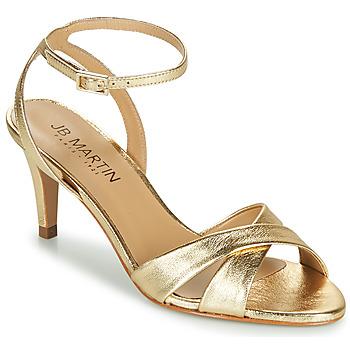 Shoes Girl Sandals JB Martin POETIE Gold