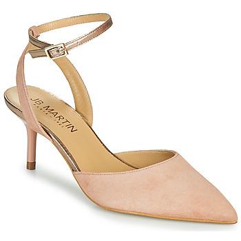Shoes Girl Sandals JB Martin TWISTO Brown
