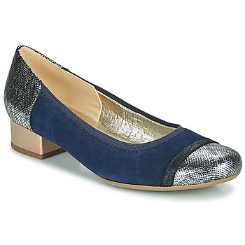 Shoes Women Ballerinas Sweet DEBORA Marine