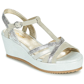 Shoes Women Sandals Sweet ESNOU White