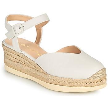 Shoes Women Sandals Unisa CEINOS White
