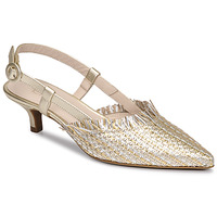 Shoes Women Court shoes Fericelli JOLOIE Gold