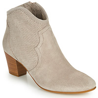 Shoes Women Ankle boots Fericelli CROSTA Camel