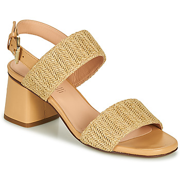 Shoes Women Sandals Fericelli MARRAK Beige
