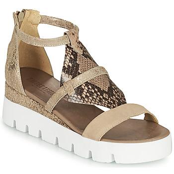 Shoes Women Sandals Sweet Lemon SORELLA Beige