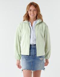 material Women Blouses Levi's BOK CHOY Green