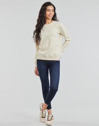material Women Skinny jeans Lee SCARLETT WHEATON Blue
