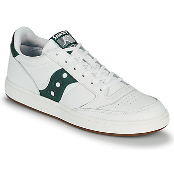 Shoes Men Low top trainers Saucony JAZZ COURT White / Green