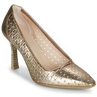 Shoes Women Court shoes Hispanitas FRIDA-7 Gold