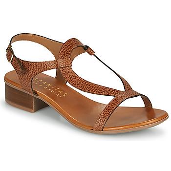 Shoes Women Sandals Hispanitas LOLA Brown