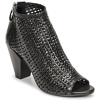 Shoes Women Low boots Mimmu INTRECCIO-NERO-PARKER Black