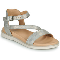Shoes Women Sandals Mjus KETTA Silver