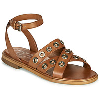 Shoes Women Sandals Mjus GRAM Camel