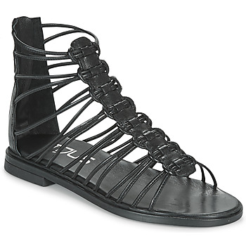 Shoes Women Sandals Mjus GRAM Black