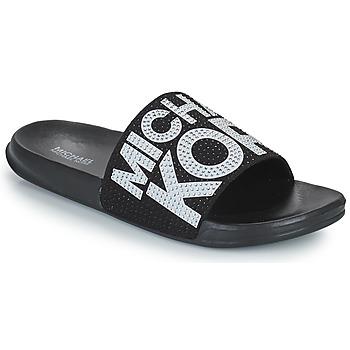 Shoes Girl Sliders MICHAEL Michael Kors JETT JAE Black