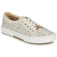 Shoes Girl Low top trainers MICHAEL Michael Kors IMA REBEL Beige