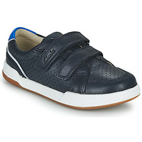 Shoes Children Low top trainers Clarks FAWN SOLO K Blue