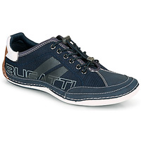 Shoes Men Low top trainers Bugatti CANARIO Marine
