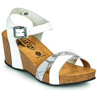 Shoes Women Sandals Plakton BRANDY White